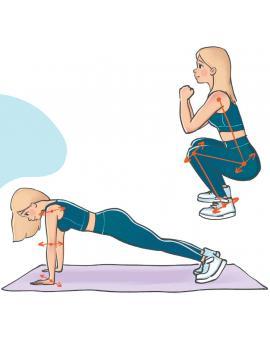 Отличие базовых и изолирующих упражнений