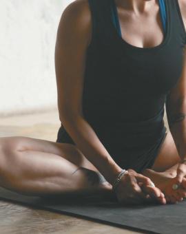 Комплекс упражнений для растяжки мышц таза